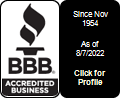 Marshall E. Helm Corp. is a BBB Accredited Cemetery in Bakersfield, CA
