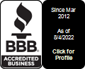 Xcelerate Fitness is a BBB Accredited Health Club in Selma, CA