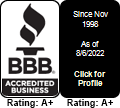 Public Adjusters of Southern California, Inc. is a BBB Accredited Adjuster in Riverside, CA